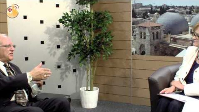 Inside the holy land: Professor Dajani Daoudi